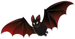 free clipart bats u2013 fun for halloween
