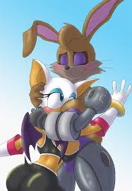 bunnie vs bat sonic the hedgehog know your meme