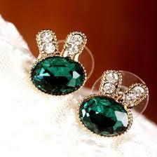 earrings for sale diamond rabbit earrings online wholesale distributors diamond