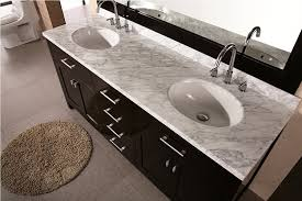 design element dec076b london 72 inch double sink vanity set in
