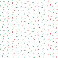 party confetti birthday party confetti on white fabric nicoledobbins spoonflower