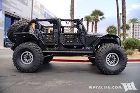 jeep bumper grill 2016 sema vision wheels jeep jk wrangler unlimited