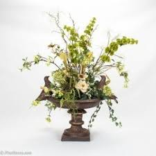 Silk Floral Arrangements Artificial Floral Arrangements Centerpieces Foter