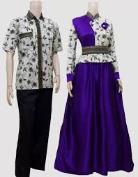 model baju 10 model baju batik sarimbit modern terbaru 2017