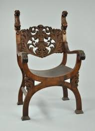 Wooden Arm Chairs Wood Carved Arm Chairs Foter