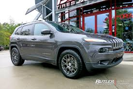 jeep cherokee rhino jeep cherokee vehicle gallery at butler tires and wheels in