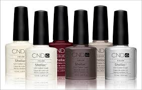 polished 4 pros cnd shellac new colors spring 2012 part 1