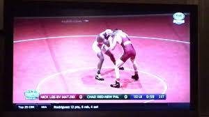 nicklee chad red vs nick lee indiana state finals period 1 youtube