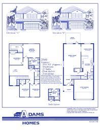 Florida Homes Floor Plans Cobblestone North Adams Homes