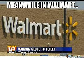 Wal Mart Meme - meanwhile in walmart meme guy