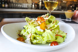 Greek Pork Chops With Tomato And Cucumber Salad Greens U0026 Chocolate Ironwood Laguna Hills