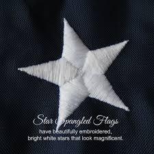 Star Flag Maker Amazon Com American Flag 3x5 100 Made In Usa Using Tough