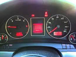 audi brake light audi a4 intermittent brake light warning on start up