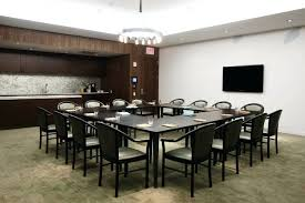 Office Furniture Boardroom Tables Chairs Wooden Conference Room Chairs Wooden Meeting Room Chairs