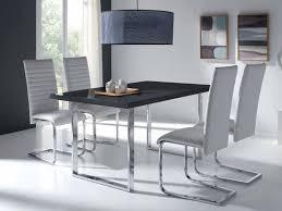 table et chaises de cuisine design table et cuisine cheap ide reprendre pour le cot table duappoint