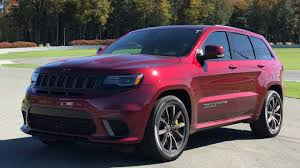 trackhawk jeep engine watch chris duplessis drift a 2018 jeep grand cherokee trackhawk
