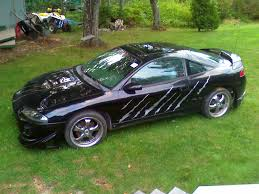 Blkrs 1997 Mitsubishi Eclipse Specs Photos Modification Info At