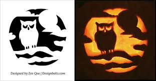 amusing cool pumpkin carvings templates 36 in best interior with