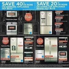 sears appliance black friday sears black friday mattress doorbusters