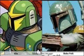 Boba Fett Meme - vile totally looks like boba fett memebase funny memes