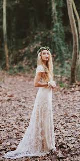 bohemian wedding dresses look at your wedding by wearing bohemian wedding dress