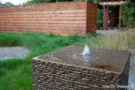 water features julie orr design