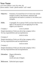 basic resume outlines google resume format android apps on google play
