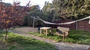 building a backyard wedding venue album on imgur