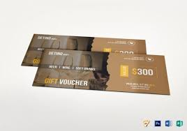 best gift certificate templates free u0026 premium templates