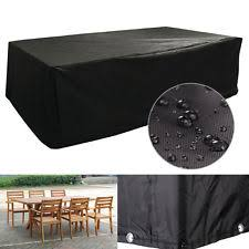 Heavy Duty Patio Furniture Covers by Waterproof Garden Furniture Cover Ebay