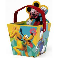 mickey mouse easter basket disney mickey mouse easter 5 seasonal easter baskets