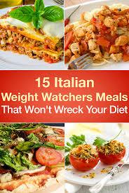 cuisine ww 15 weight watchers meals that won t wreck your diet