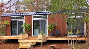 shelter supply co tiny house gorgeous modern tiny home on hgtv