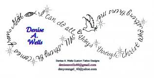 biotatyil infinity sign tattoo designs