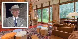frank lloyd wright home interiors an frank lloyd wright home from 1960 is on the market