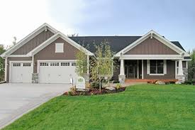 ranch home plans with pictures ranch home plan with optional lower level 14315rk