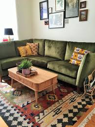 green velvet sofas old fashioned susie a manchester lifestyle