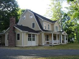dutch colonial roof dutch colonial house plans with modern touch ivory wall black roof