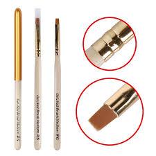 belen brush pen diy gel nail varnish uv led soak off 3d effect