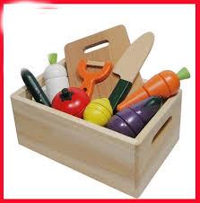 cuisine pour bébé bébé jouets en bois de coupe fruits et légumes bébé cuisine jouets