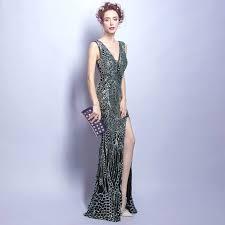 All Black Prom Dress Popular All Black Mermaid Dress Buy Cheap All Black Mermaid Dress