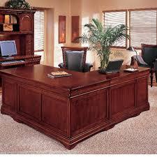 L Shaped Executive Desk 7684 55 Rue De Lyon Home Office Executive L Desk Dmi Office