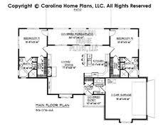 Small House Plans Under 1200 Sq Ft Style House Plans 1200 Square Foot Home 1 Story 3 Bedroom And