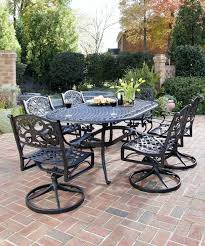 Butterfly Patio Furniture by Patio Ideas Flowerhouse White Cast Aluminum Butterfly Patio