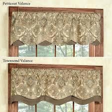 Kitchen Curtain Valance Ideas Ideas Kitchen Curtains And Valances Babca Club