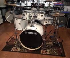 yamaha hardware pack yamaha stage custom birch white 5 pc drum sb2f57 w 22 hw 780