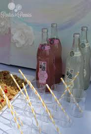 Drinks For Baby Shower - watercolor baby shower parties for pennies