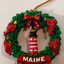 ornaments maine