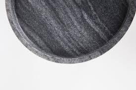 beistelltische zuiver beistelltisch karrara marmor grau von zuiver
