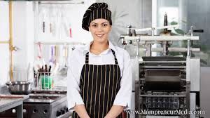 how to set up a commercial kitchen mompreneur media